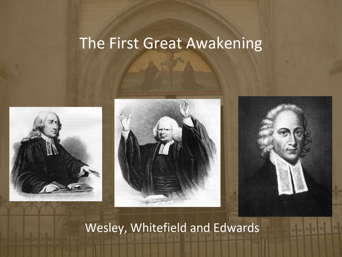 what caused the great awakening