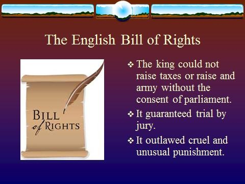 bill of rights institute essay